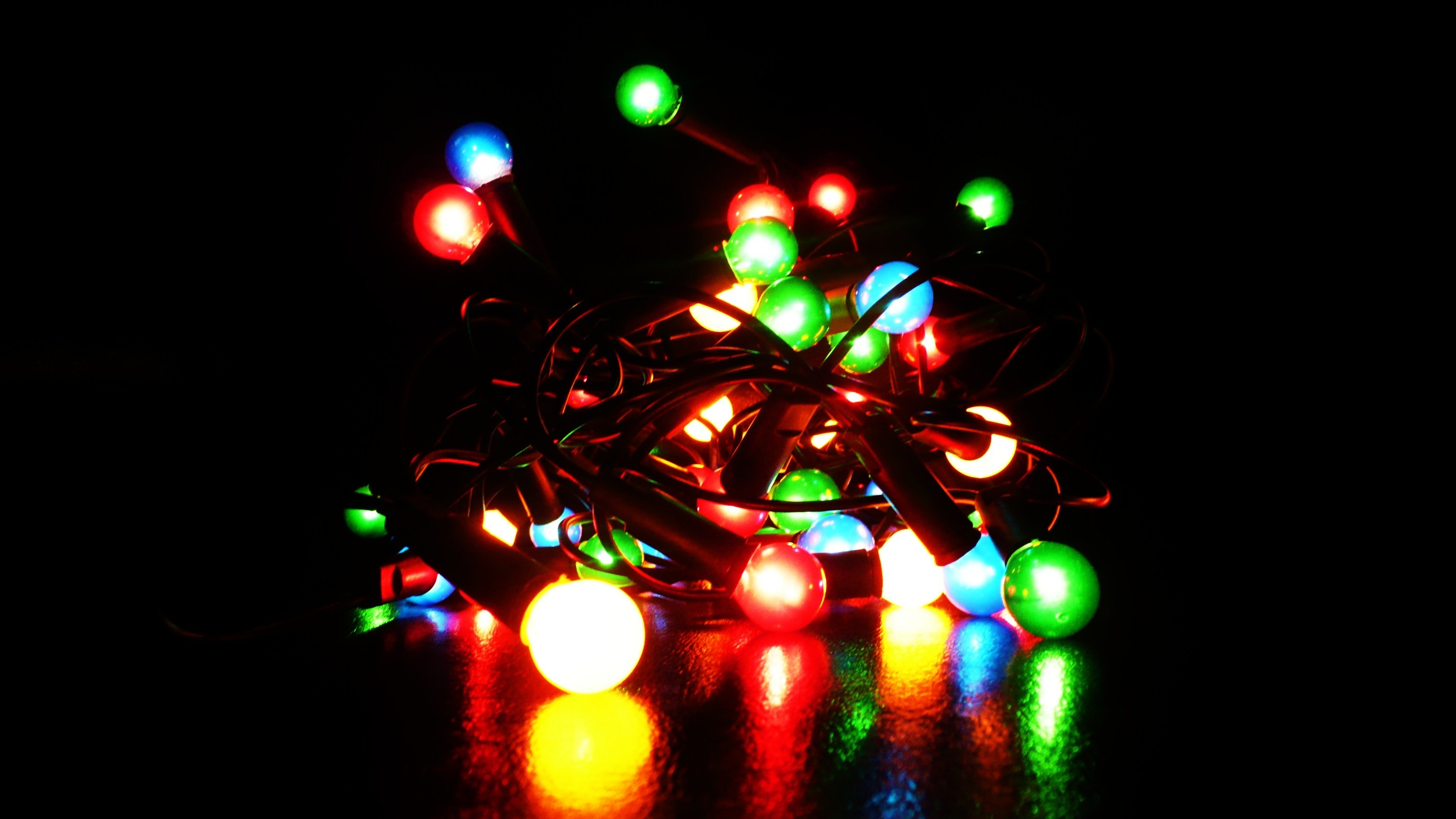 Holiday Lighting LEDs