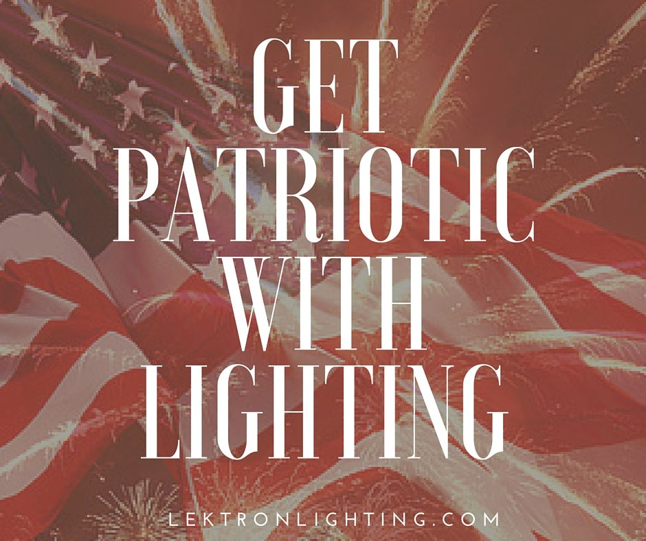 10 Patriotic Lighting Ideas For Your Yard