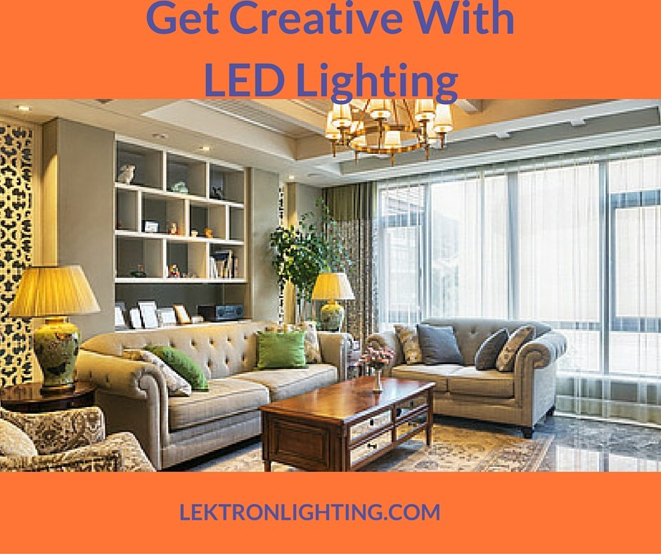 15 Creative Ways to Use LED Lights