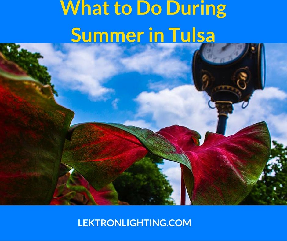 25 Things to Do in Tulsa During Summer