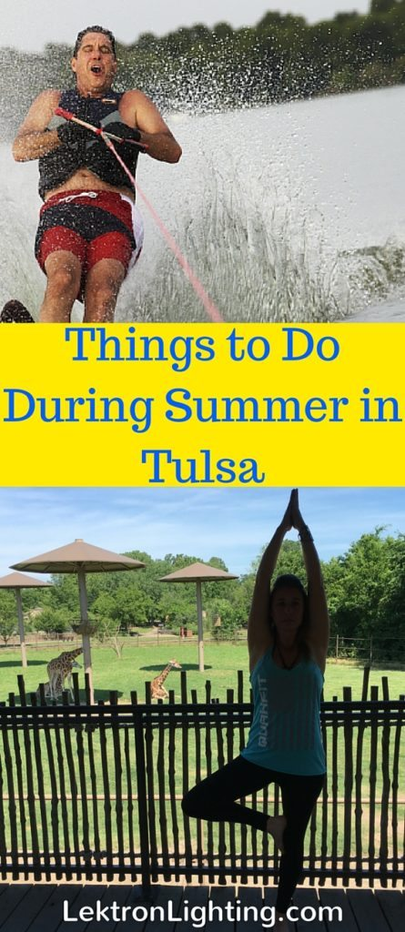 Summer brings plenty of things to do in Tulsa Oklahoma every year.