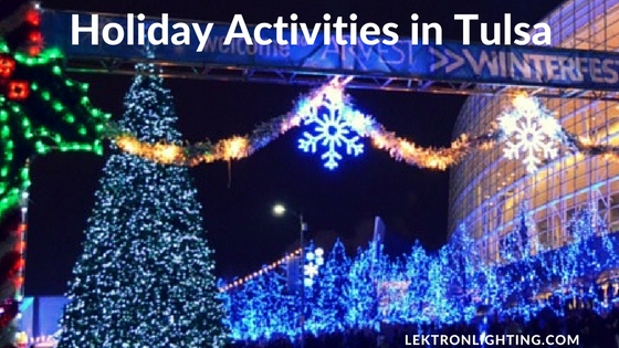 20 Holiday Activities in Tulsa