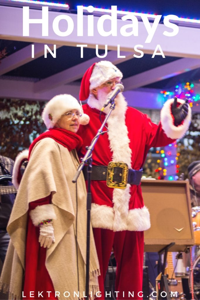 There are many holiday activities in Tulsa that can help you and your family enjoy the season on a whole new level this year.