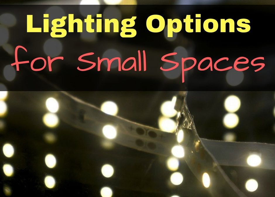 Lighting Options for Small Spaces