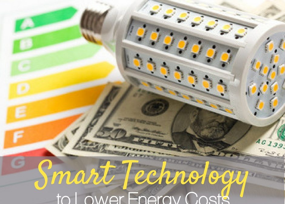 Smart Technology That Can Cut Energy Costs