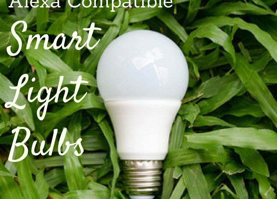 Best Smart Light Bulbs for Alexa