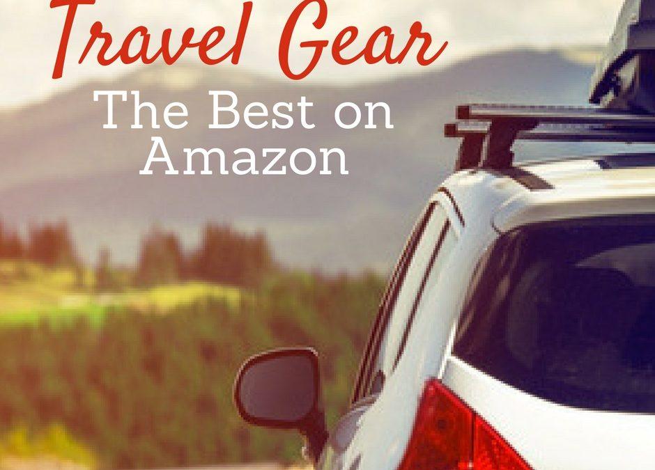 Best Travel Gear on Amazon