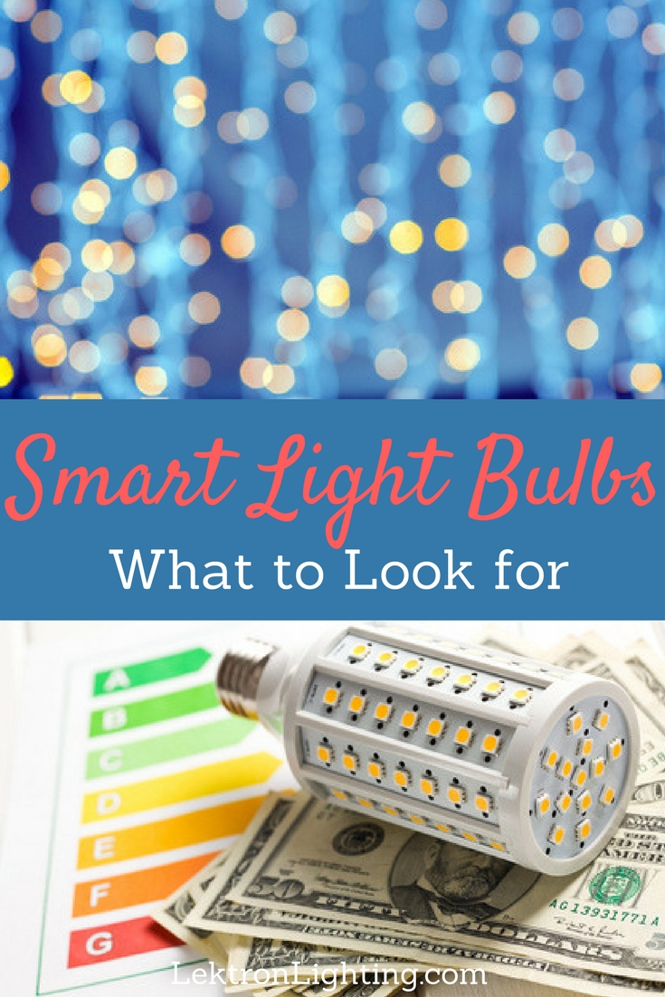 Finding the best smart light bulbs starts with figuring out what would work better for you and your lifestyle then knowing which is best.