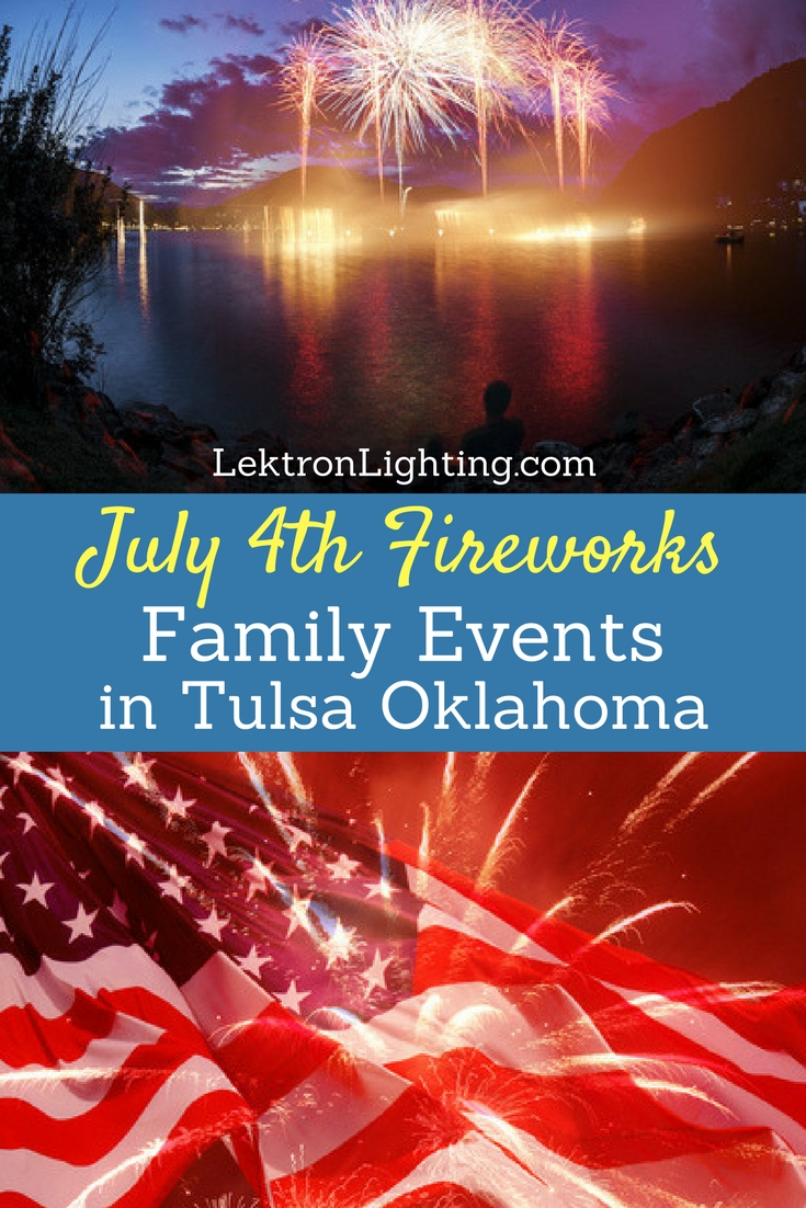 There are so many places to go for the Fourth of July so where do you want to see July 4th fireworks in the Tulsa area this summer?