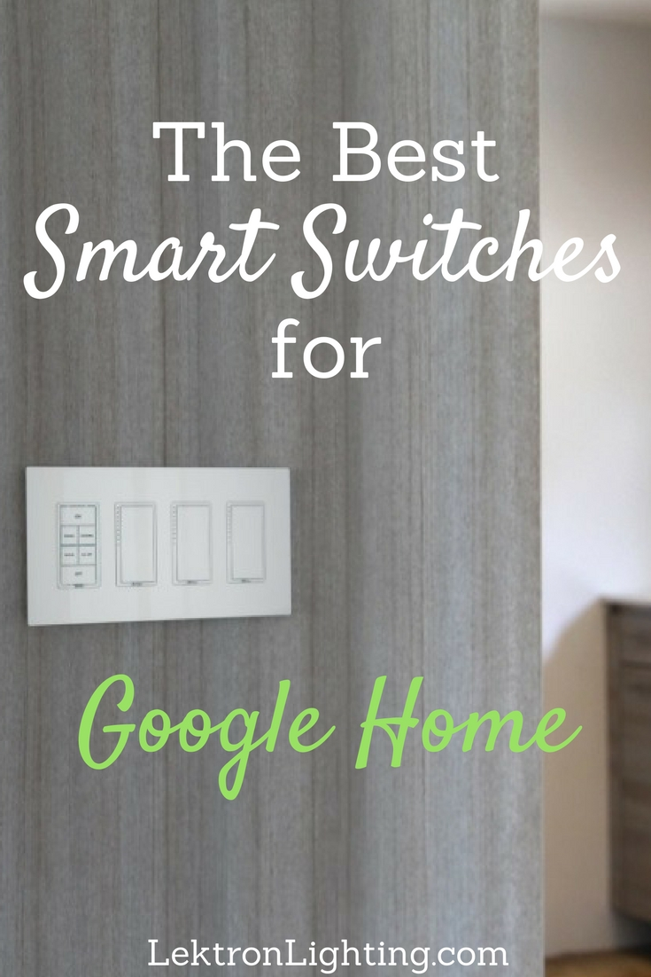 Once we have the best smart light switch options for Google Home we can start living in the world of the future that we've all dreamed of.