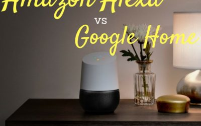 Alexa vs Google Home – What to Know