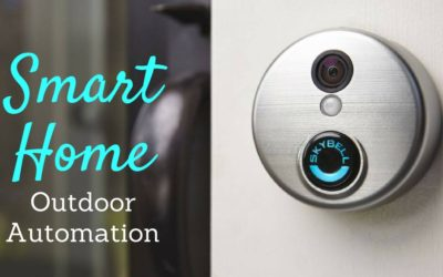 Smart Home Automation Ideas for the Outdoors