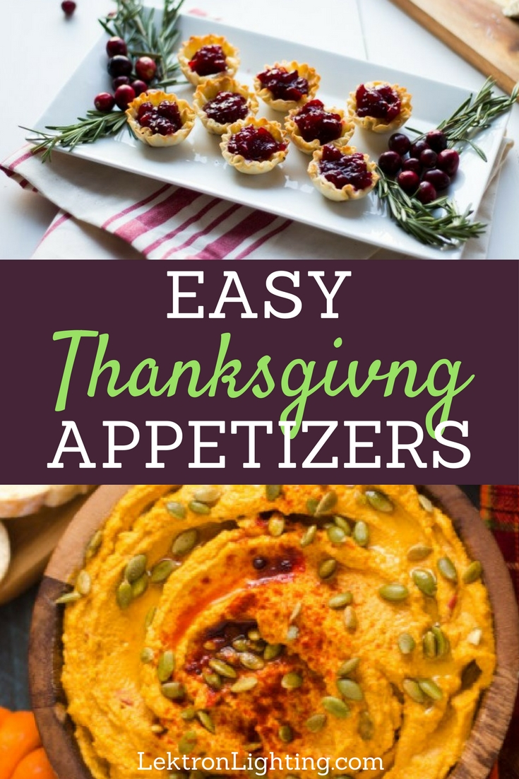 Make the best Thanksgiving appetizer recipes to make sure no one gets too restless while waiting for the main course to hit the table.