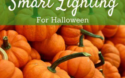 Outdoor Smart Lighting for Halloween – Creative Ideas