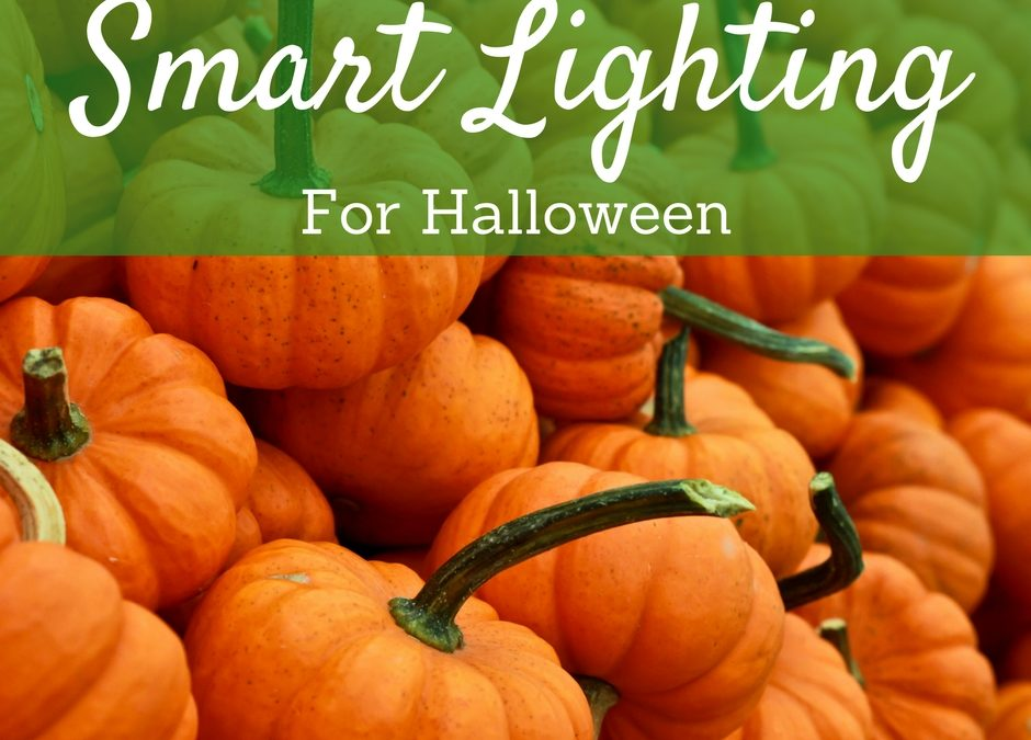 Outdoor Smart Lighting for Halloween – Creative Ideas
