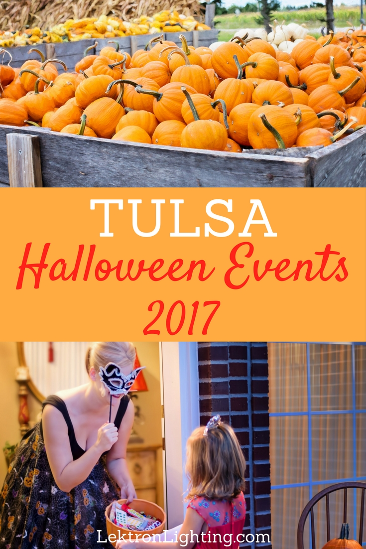 Celebrate in style during one or more of the many fun Tulsa Halloween events that will add whatever level of spooky you want to your celebrations.