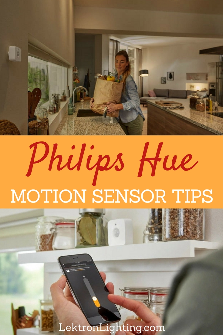 Make Philips Hue smart lights even easier to use with a Philips Hue Motion Sensor for every room, every light, every part of your home.