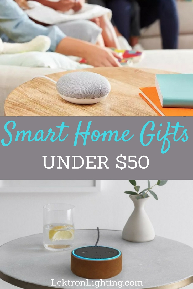 When it comes to shopping for the best smart home gifts many will want to know which products are great deals at under $50.