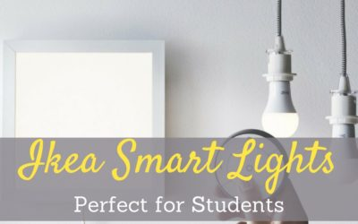 Ikea Smart Lights that are Perfect for College