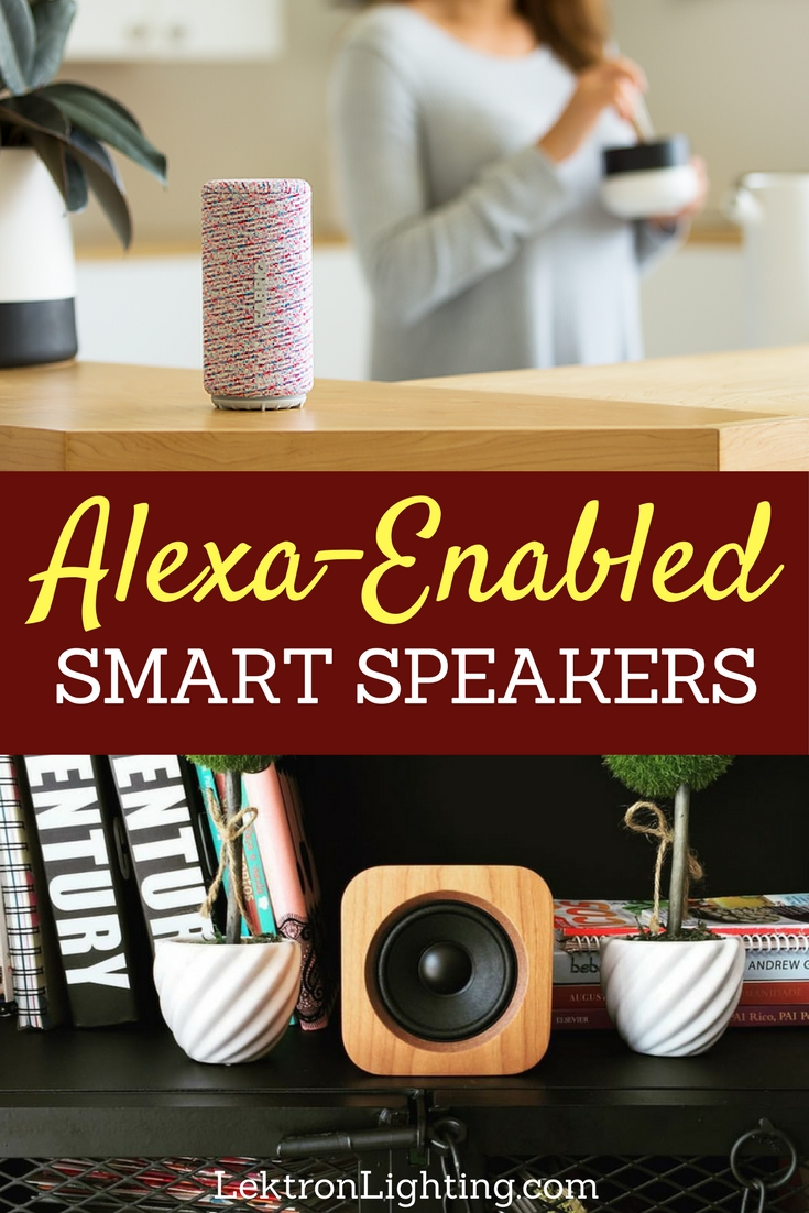 With so many different Alexa speakers available, it can be hard finding the right one but that also means there is a smart speaker for every personality.