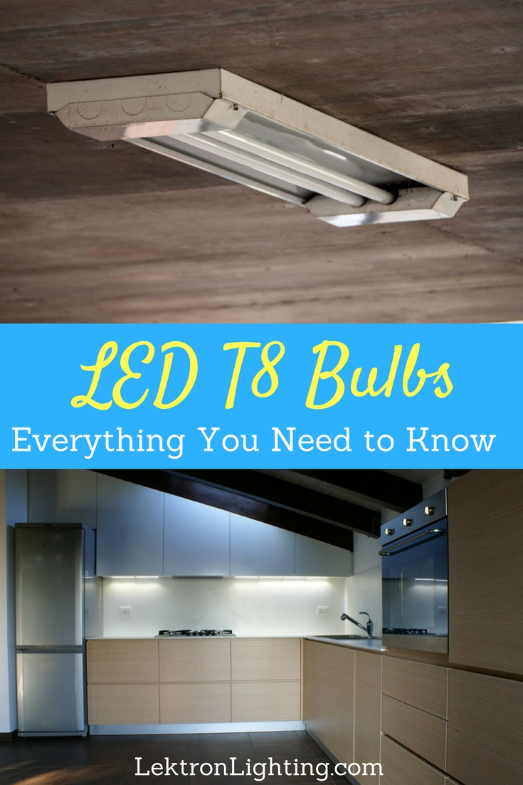 LED T8 replacement bulbs are taking over the fluorescent lighting market for many reasons. Order them today from Lektron Lighting and Supply.