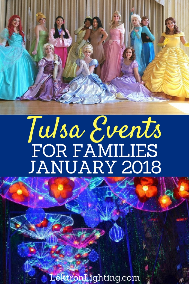 There are plenty of things to do in Tulsa for families that will help celebrate the new year and enjoy the first month of 2018.