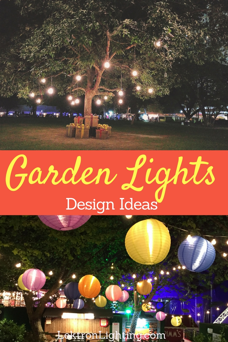 Garden lighting design ideas will not only light up your garden but also let you use shadows to create magical works of natural art.