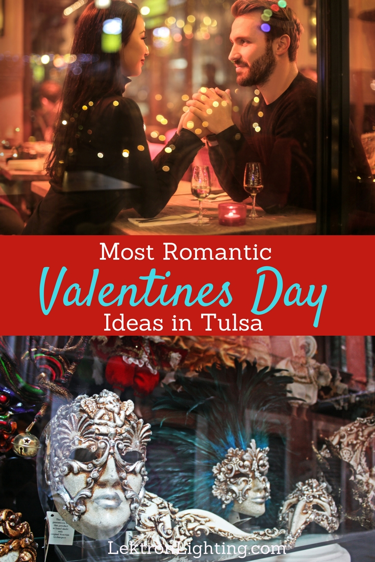 The best Valentines Day ideas in Tulsa will make sure you have don't need to worry about things to do on Valentines Day in Tulsa.