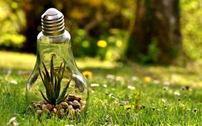 How LED Lights Help the Environment