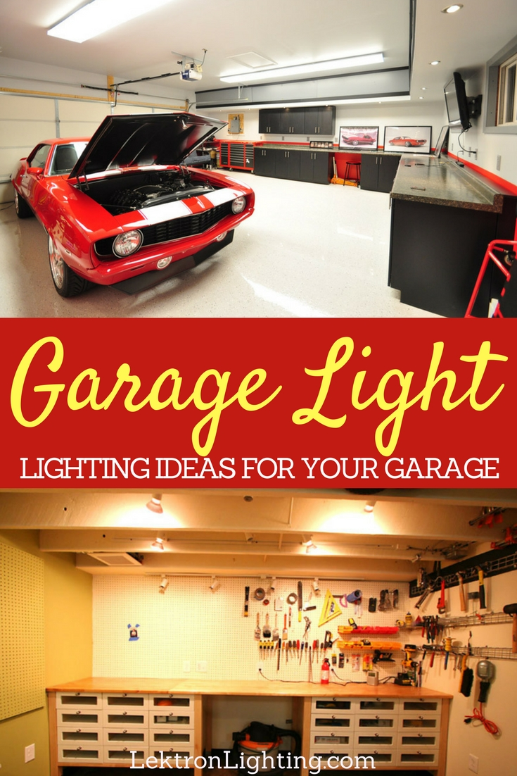 Spend more time in your garage by finding the best LED lighting ideas for your garage and maybe even smarten things up in there.