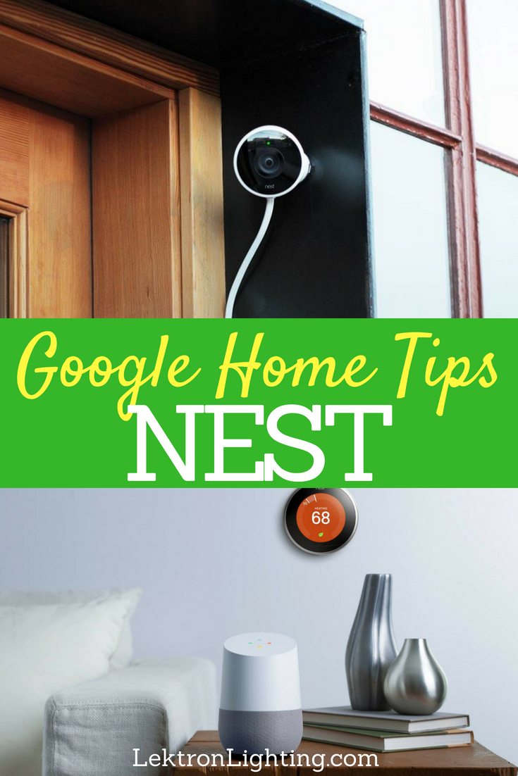 Use some easy Google Home Nest Tips for your smart home and experience the lifestyle the creators meant for everyone to enjoy.