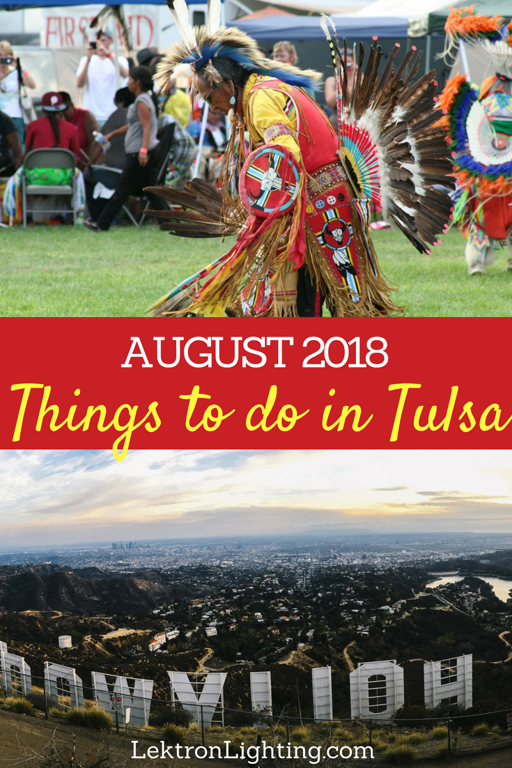 Hold on to the last few weeks of summer by attending the best things to do in August 2018 in Tulsa and you will thank yourself later.