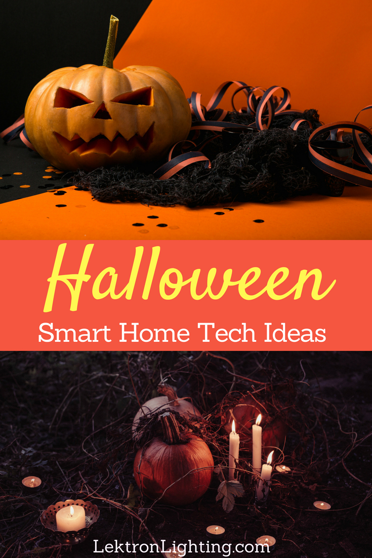 Find out how to use smart home tech during Halloween and your house could be the talk of the holiday for the entire neighborhood.