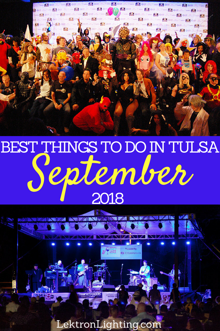 When you find things to do in Tulsa in September 2018, you find that the community is preparing for the holidays and saying goodbye to summer.