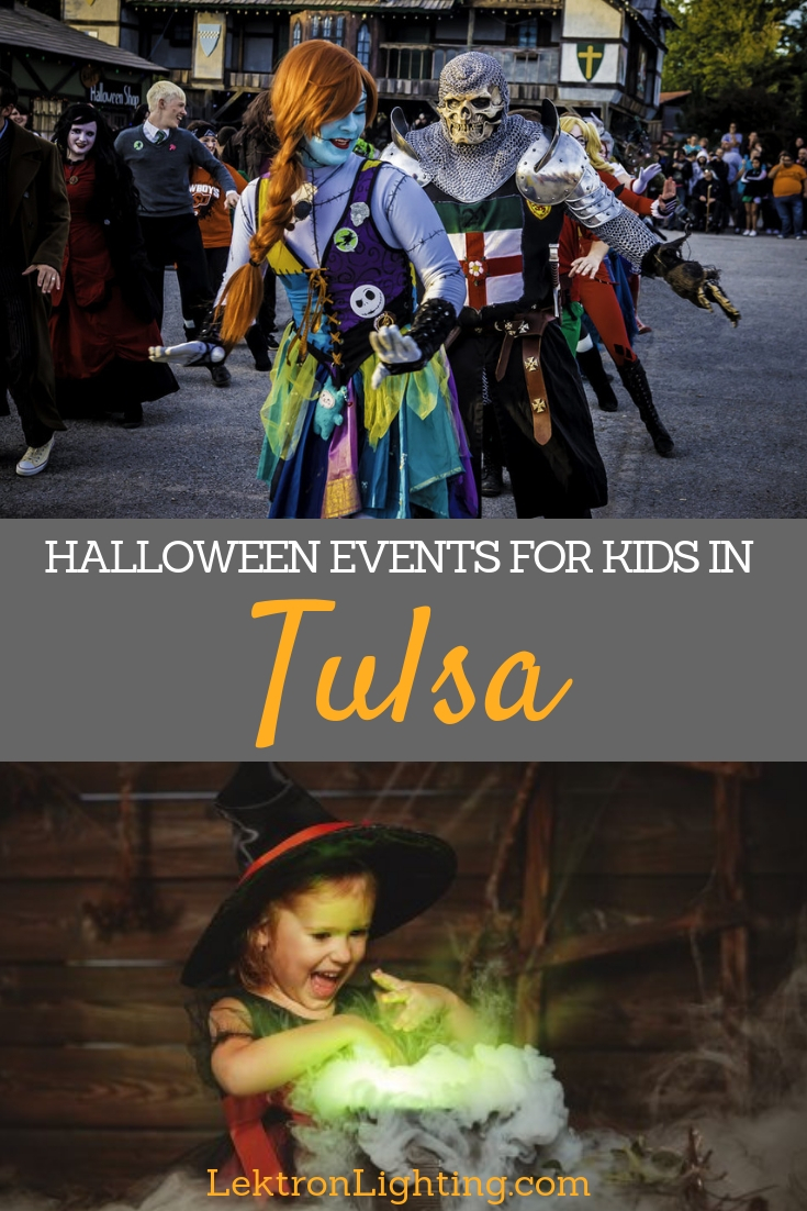 Celebrate the spooky season at the best 2018 Halloween events for families in Tulsa and kick off the holidays in the best ways possible.