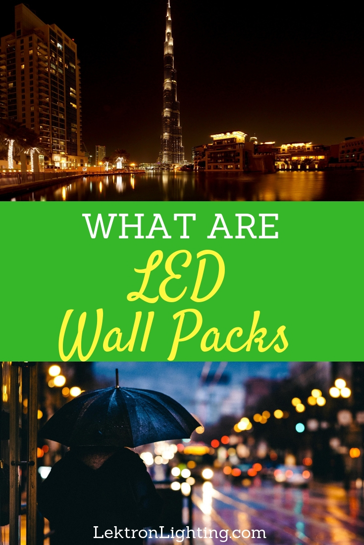 Using LED wall packs in place of normal wall packs could save you a lot of money, but why use wall pack lighting in the first place?