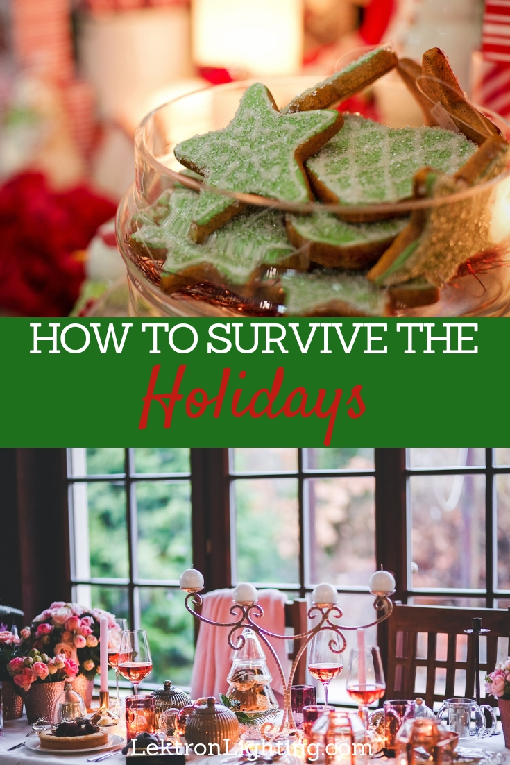 Discover the different ways smart tech can help you survive the holidays and make this season go by without a single issue.