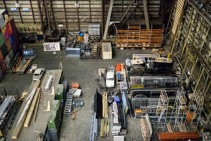 To put high bay lighting vs low bay lighting it is important to understand what determines the wasting of light, especially in a warehouse or factory.