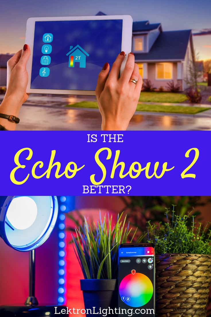 Is the Echo Show 2 better than the original Echo Show? That all depends on what you consider better, the answers lie in the differences.