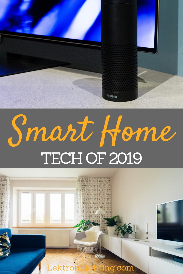 New smart home tech 2019 adds more functionality to every room in your home in order to make life easier every single day.