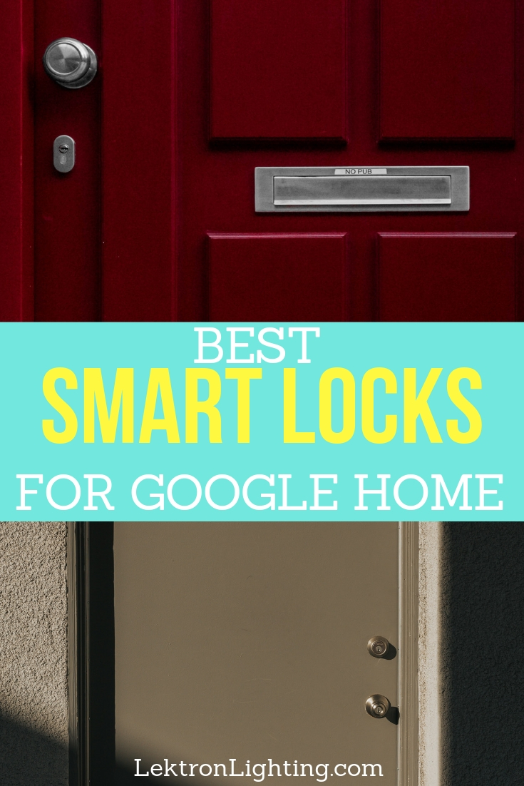 Get the peace of mind you've always wanted with the security of the best smart locks for Google Home and your front door.