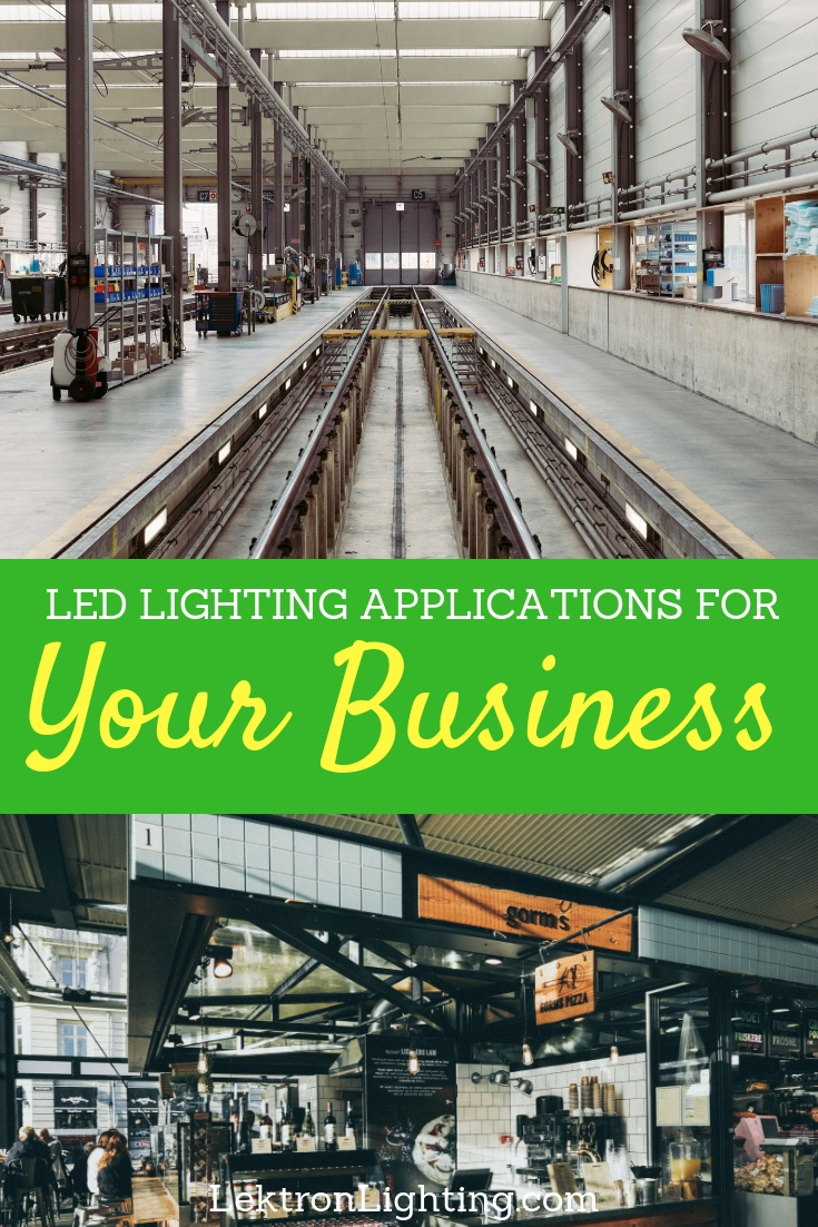 Take a deep look at your profit and you may find that LED lighting applications for your business could be a great idea, no matter what business you own.