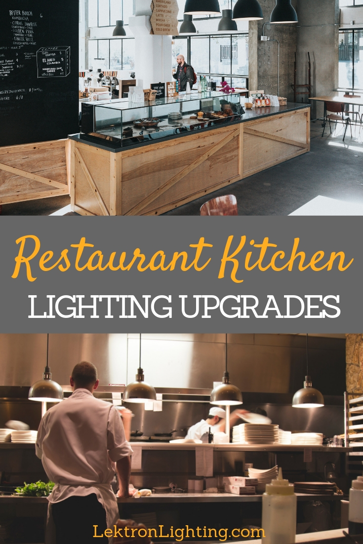 Satco retrofitting lighting is one of the best ways to upgrade restaurant kitchen lighting, adding new life and saving more money on power.
