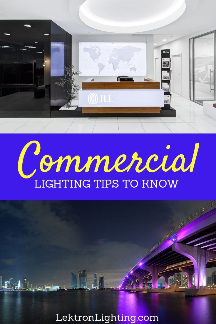 Every business in the world should be taking full advantage of the best commercial lighting tips in order to reduce overhead.