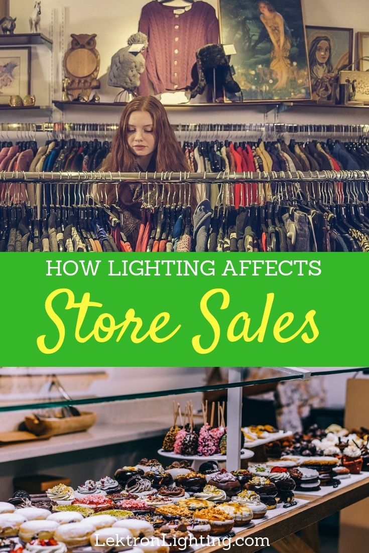 Figure out how lighting affects sales for your store in order to utilize that tool and create a shopping experience people love.