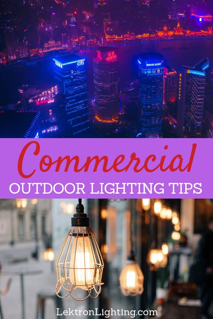 It is important for business owners to use every tool at their disposal to help become successful and that includes commercial outdoor lighting tips.