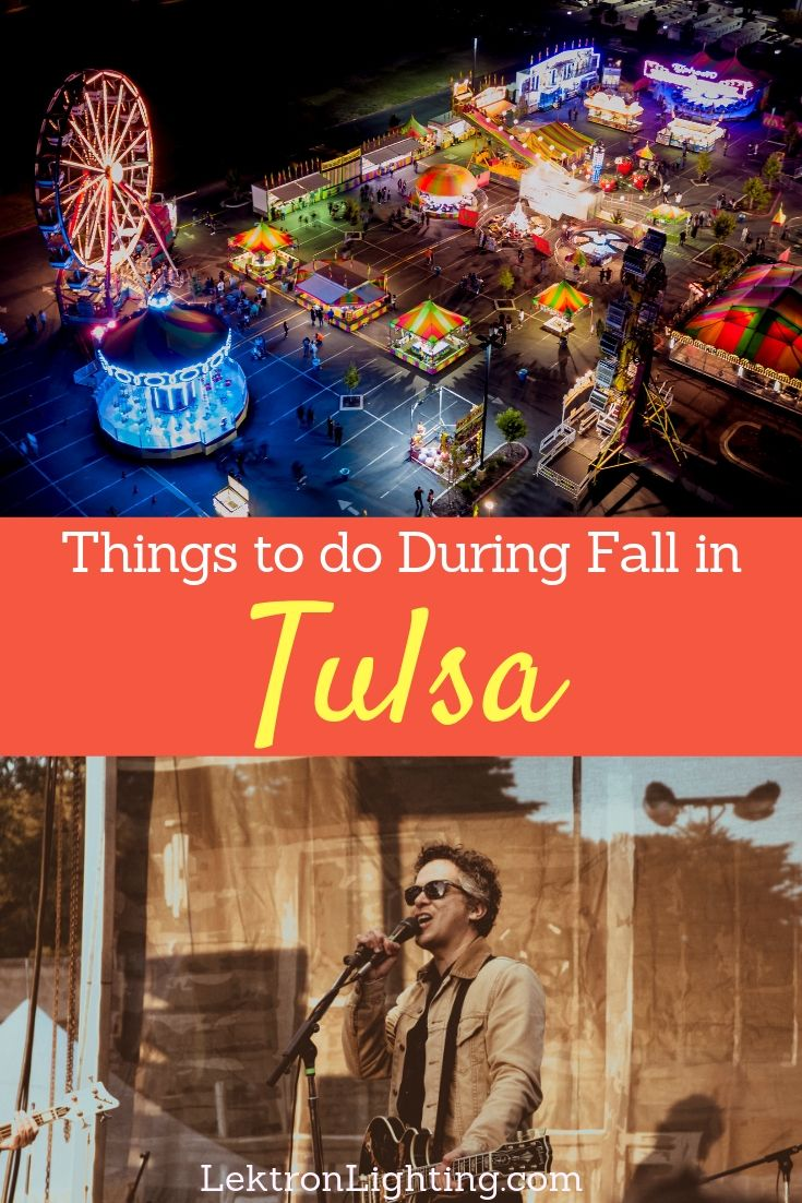 The best things to do in Tulsa in fall will help you celebrate autumn as it rolls into the city and cools us down from the summer heat.