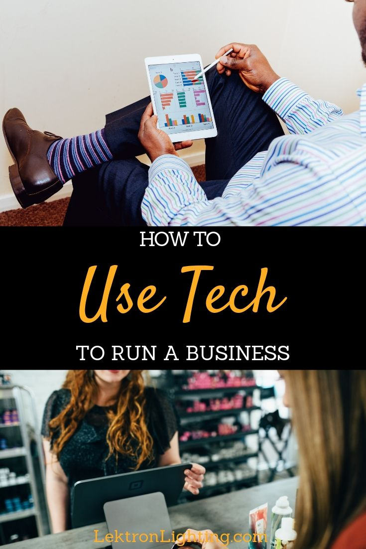 You will find that streamlining the way you run your business is easier once you learn how to use tech to run a business you.