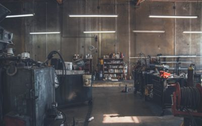 How to Upgrade Auto Shop Lighting with Satco Fluorescent LED Bulbs