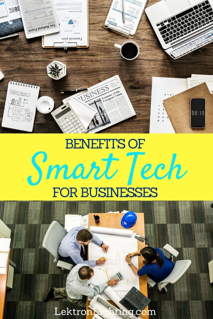 The best benefits of smart tech in business are clear, precise, and could be the best investment your company has ever made.